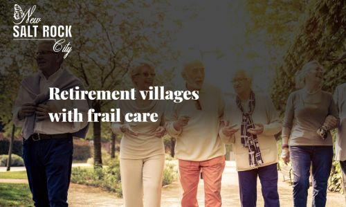 Retirement Villages in Gated Estate Salt Rock Ballito